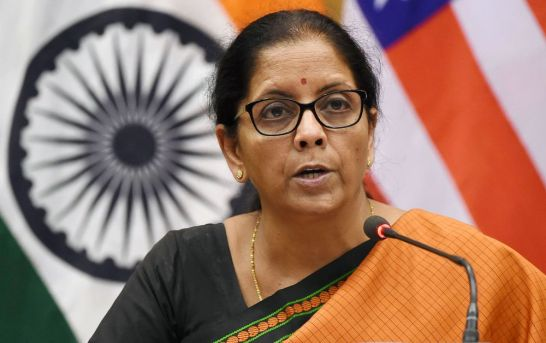 Details Of Investment In J&K Would Be Available Very Soon: Sitharaman