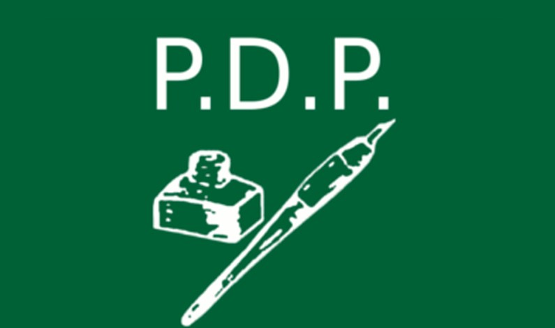 PDP Leader Resigns In Protest Against Expulsions