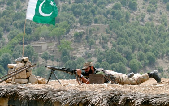 5 Pakistani Soldiers Killed Along LoC: India