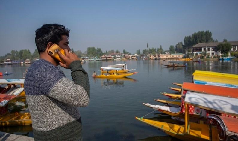 Cellular Companies Witness Dip In Subscriber Base In Kashmir: TRAI Data