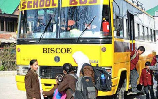 No School Bus Fee for Closed Period