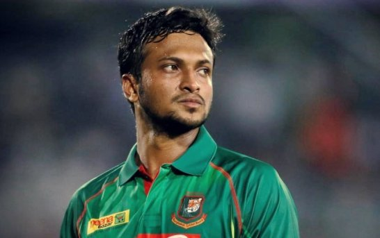 ICC Bans Bangladesh Captain Shakib For 2 Years