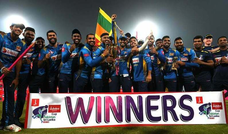 Sri Lanka Beat Pakistan By 13 Runs, Complete Series Whitewash