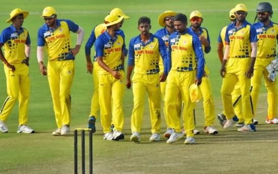 Vijay Hazare Trophy: TN Beat JK, Chandigarh Register 3rd Consecutive Win