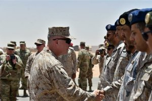 US Deploying Troops, Fighter Jets And Missiles To Saudi Arabia