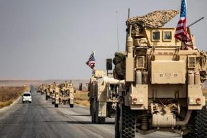 Pentagon Chief Says US Troops Leaving Syria For Western Iraq