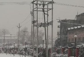 Snowfall: Power Dept Official Falls Off Pole, Dies In Srinagar