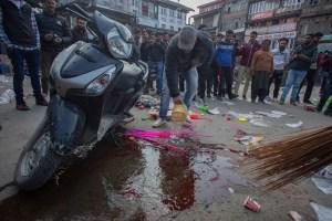 1 Killed, 42 Injured in Grenade Attack Near Gonikhan