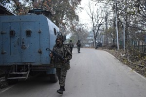 Youth Held After Brief Gunfight In Budgam