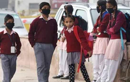 'India's Children Face Lifelong Health Burden Of Climate Change'