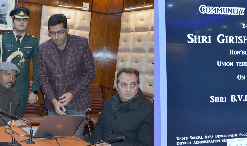 LG e-Inaugurates Rs. 30 Cr Worth 12 Community Centres In Srinagar