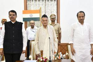 Maha Drama: Fadnavis Back As CM, Ajit Pawar New Deputy CM