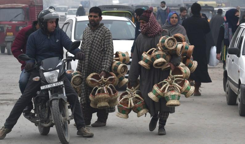 Mercury Marks Improvement In Kashmir