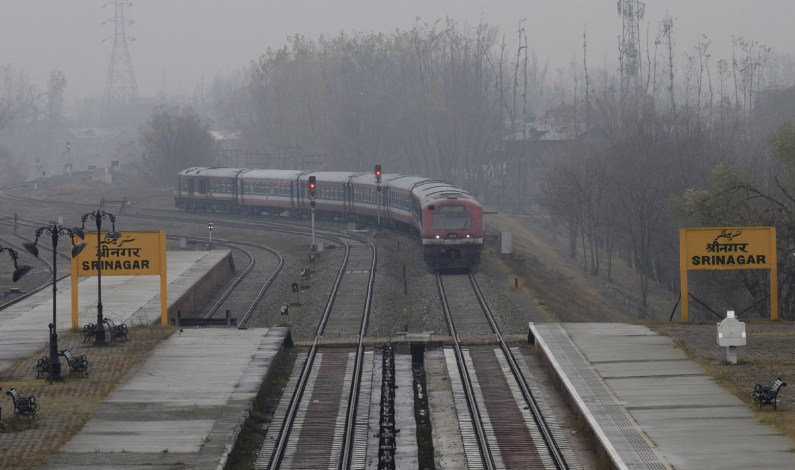 Train Services Resume Fully In Kashmir After More Than 3-Months
