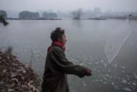 Srinagar Records Coldest Night So Far