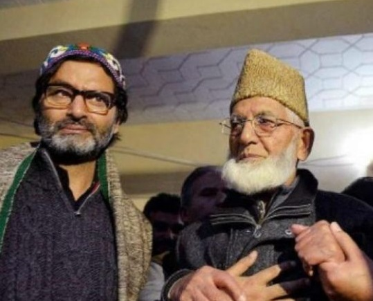 1998 UN March Case:  Court Again Seeks Presence Of Geelani, Malik