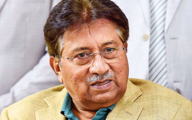Ex-Pak President Musharraf Sentenced To Death In High Treason Case