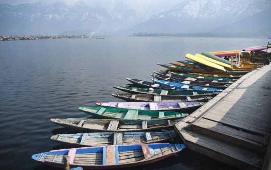 Kashmir Sans Tourists On Christmas, New Year