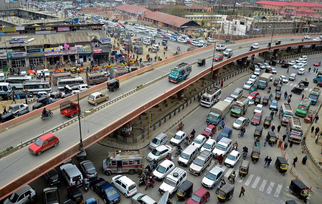Traffic Terror: Admin Creates Six No Parking Zones In City