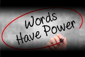 Words Have The Amazing Power To Change The World
