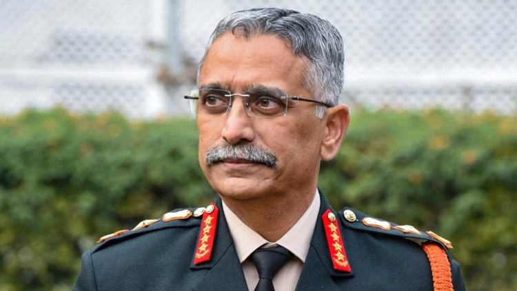 Indian Army Will Also Focus On China Border: Army Chief Naravane
