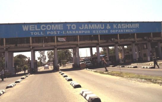J&K Admin Abolishes Lakhanpur Toll Plaza