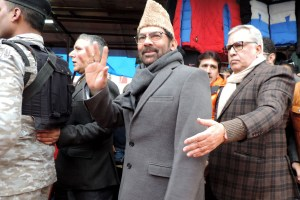 2nd Batch Of Union Ministers To Visit JK In April