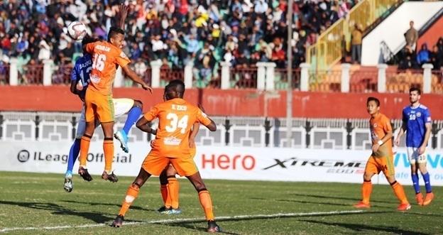 NEROCA Register 1-0 Victory Over Real Kashmir