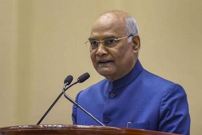 Govt Move To Abrogate Art 370 Historic Decision: President Kovind