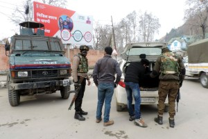 Republic Day: Kashmir Wrapped Under Security Blanked