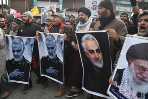 Soleimani's Killing: Parts of Kashmir, Kargil Observe Shutdown