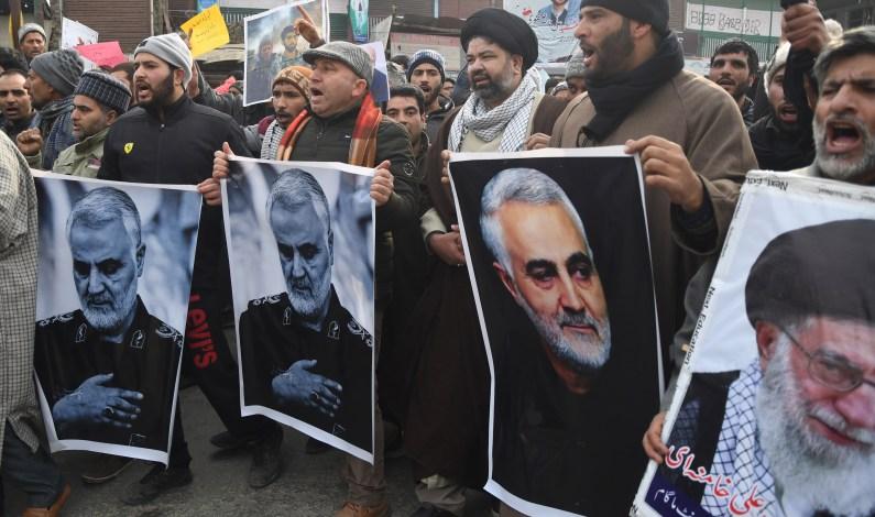 Soleimani's Killing: Parts of Kashmir, Kargil Observe Shutdown