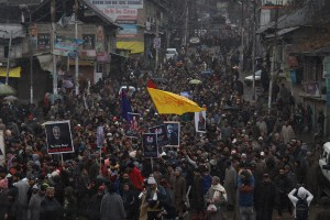 Suleimani Assassination: Massive Protests In Kargil, Shutdown In Budgam