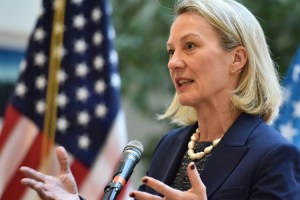 US Diplomat Holds Classified Briefing with Lawmakers on Kashmir