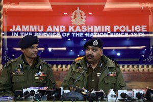 Hopeful Of Trump's Visit Passing Off Peacefully: Kashmir DGP