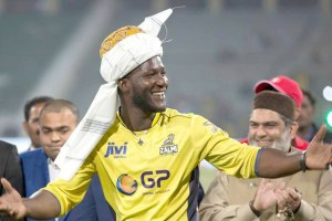 Pakistan To Give Honorary Citizenship To Darren Sammy