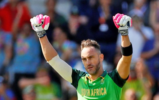 Du Plessis Quits As South Africa Captain