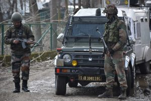 Misfire Injures Soldier In Pulwama