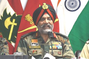 Army Credits Drop In Local Militant Recruitment To 'Operation Maa'