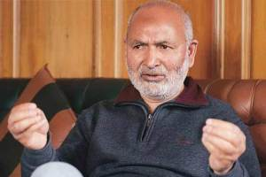 PDP's Naeem Akhtar Booked Under PSA
