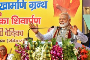 Modi Rules Out Rethink On Decisions On Art 370, CAA 'Despite Pressure'