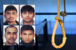 4 Nirbhaya Convicts Executed In Tihar Jail