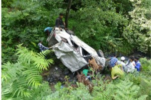 2 Killed, 4 Hurt in Kishtwar Accident