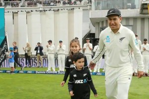 Ross Taylor Becomes First Player To Play 100 Matches In All 3 Formats