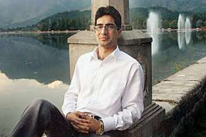 Ex-IAS Topper Shah Faesal Booked Under PSA