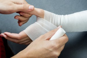 New 'Smart' Bandage To Help Heal Chronic Wounds