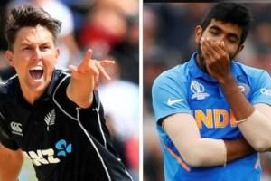 Boult Overtakes Bumrah, Becomes No.1 ODI Bowler