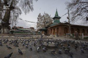 Life Under Lockdown: Around Srinagar In Pictures