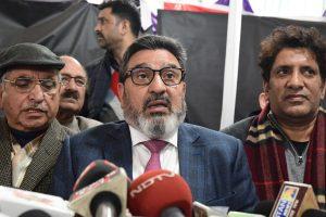 Rechristening Landmarks Expose UT Govt's Priorities: Altaf Bukhari