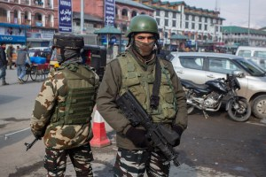 2 CRPF Men Killed In Fratricidal Firing Incident In Srinagar